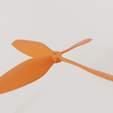 Download STL Full parametric propellers for drones, Alessandro_Palma