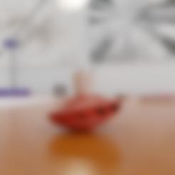 Télécharger fichier STL gratuit Toupie à turbine • Modèle imprimable en 3D, Alessandro_Palma