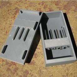 Imprimir en 3D gratis Caja de rompecabezas de uñas, amarkin
