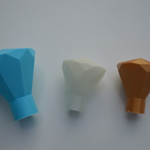 DSC_0969.JPG Download free STL file Giant Lego Gem • 3D print object, amarkin