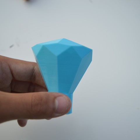 DSC_0963.JPG Download free STL file Giant Lego Gem • 3D print object, amarkin