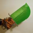Descargar Modelos 3D para imprimir gratis Espadas de Jade de Kai -- de Kung fu Panda 3, amarkin
