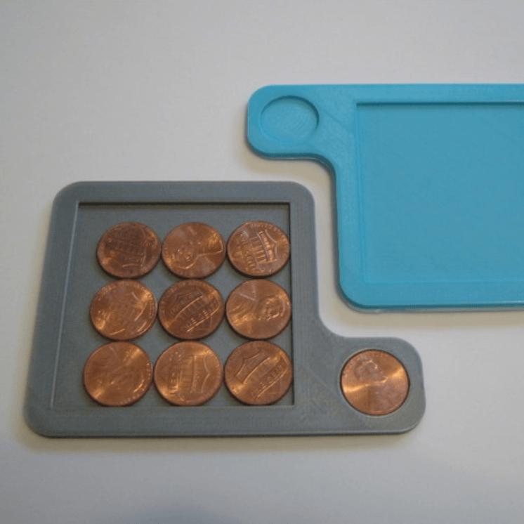 Capture d'écran 2018-06-27 à 17.00.33.png Télécharger fichier STL gratuit 10 Penny Puzzle • Design pour imprimante 3D, amarkin