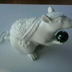 Descargar modelo 3D gratis Rata de la suerte, BuzzMcGray