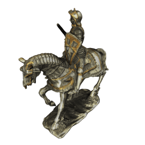 product_image_6065.png Download free STL file Knight Figurine on Horse • 3D printable design, MarcoDaCunia55