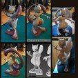 mewtwo-ratio.jpg Download STL file Mewtwo • 3D printable model, Hawo