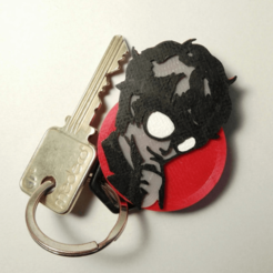 Download free STL file Persona 5 HID fob case • 3D print design, 3DPrintDogs