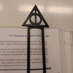 STL files Brand Page Death Relics Harry Potter, RoboteamChile