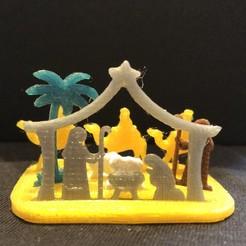 Free 3D printer designs Christmas to Go, Eva007