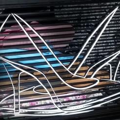 Download STL High heels woman shoe shelf cover, SPecBut