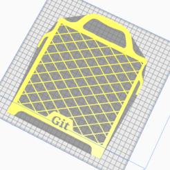 Télécharger plan imprimante 3D Grille de rouleau à peinture, y__e__s__i