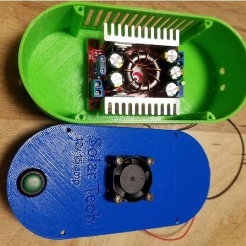 2a1c8059061ee84cf985fa8c2c398044_preview_featured.jpg Download free STL file 15 amp Adjustable Voltage Regulator • 3D printing model, EricsDIY