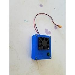 Descargar modelos 3D gratis Regulador solar, EricsDIY
