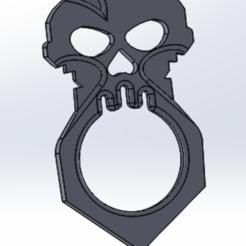3D print files American fist, Justinclaes