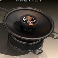 Free 3D model Speaker 3.5 with twitter, Go-kart12