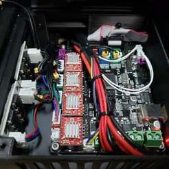20190129_093919.jpg Télécharger fichier STL gratuit Boîte de contrôle Ender 3 pour MKS Gen_L • Plan pour imprimante 3D, madizmo
