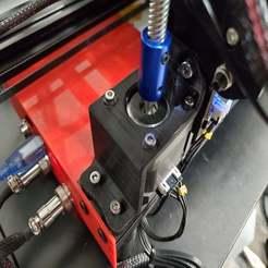 20191016_163711.jpg Download free STL file TTpro adjustable Z stepper mount • 3D printing template, madizmo