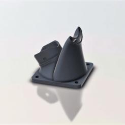 Screenshot_2.png Télécharger fichier STL gratuit Ventilateur 40mm pour Anet A8 - e3d v6 XtraSolid Support v2.0 • Plan imprimable en 3D, madizmo
