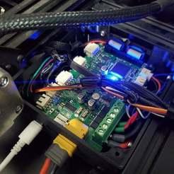 20190707_143322.jpg Télécharger fichier STL gratuit Affaire de la carte de contrôle Eryone STM32bit • Design pour impression 3D, madizmo