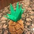 IMG_9208.JPEG Download free STL file Adorable Pineapple  • Model to 3D print, 3Designer