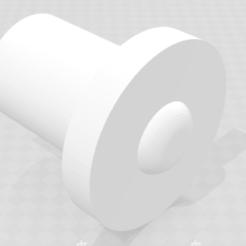 Free 3D printer model Wall Shower piton, lefla