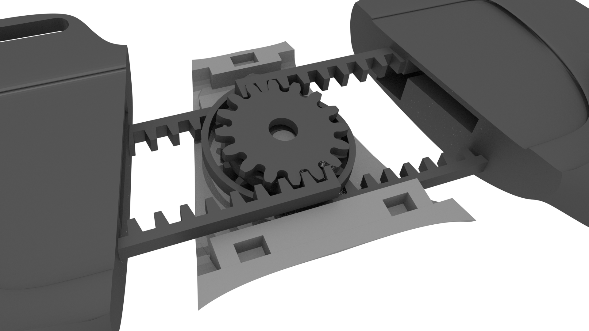 gear.png Download STL file Gaming Grip for Smartphones • 3D printing template, SOLIDMaker3D