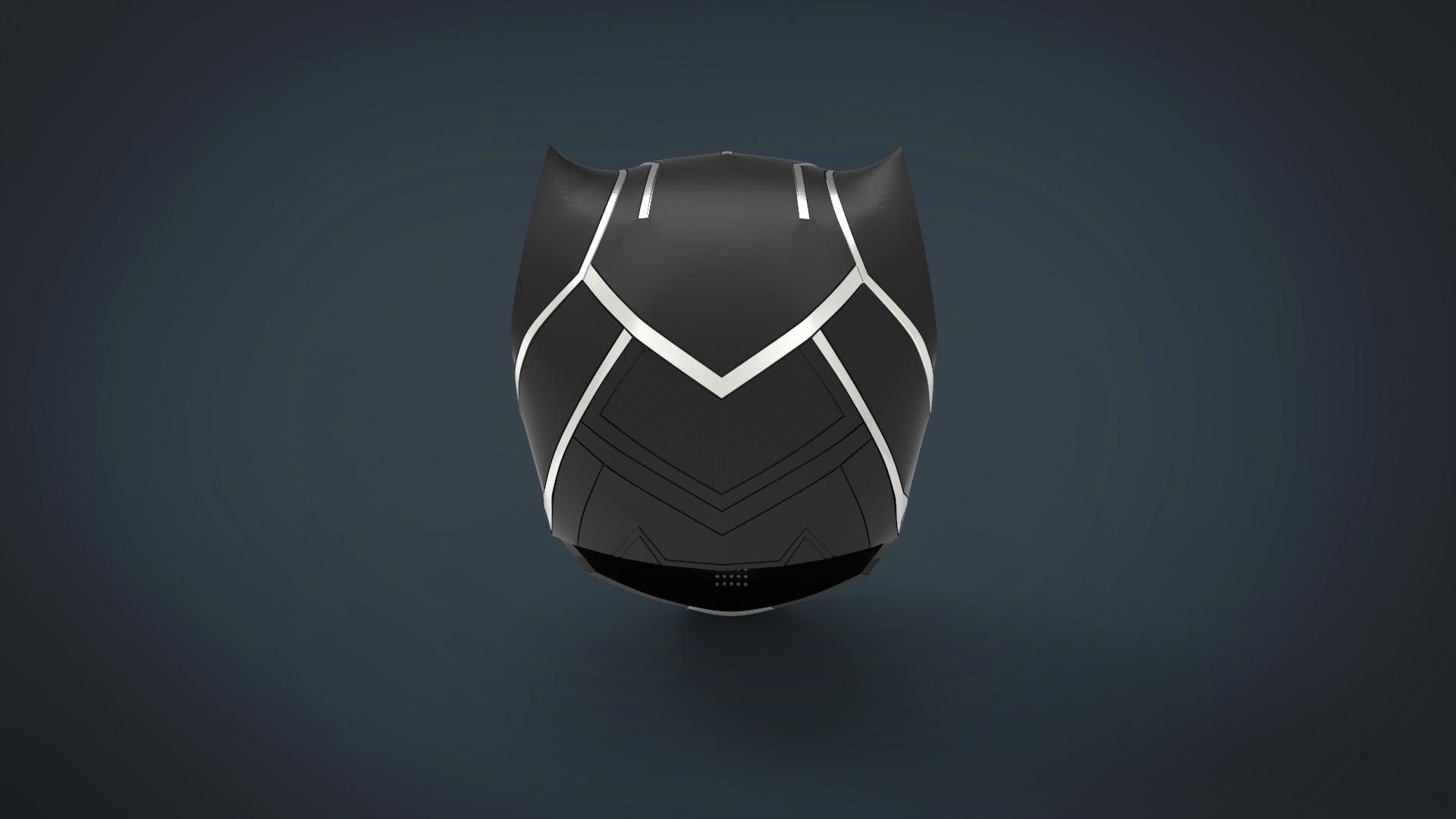 untitled.224.jpg Télécharger fichier STL gratuit Casque Panthère noire - portable grandeur nature • Plan pour imprimante 3D, Helios3D