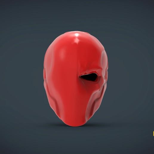untitled.294.jpg Télécharger fichier STL gratuit Casque Deathstroke - portable grandeur nature • Objet pour imprimante 3D, Helios3D
