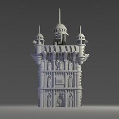bastion.143.jpg Télécharger fichier STL Bastion impérial de l'Aquila • Modèle à imprimer en 3D, pipewankenobi