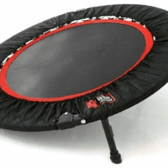 Urban-Rebounder-Trampoline.png Download free SCAD file Mini Trampoline Rubber Foot • 3D printing model, coderxtreme