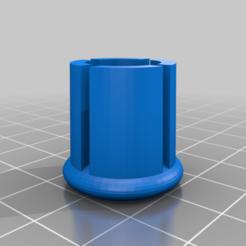 magna-handlebar-plug.png Download free SCAD file Handlebar plug 19mm • 3D print design, coderxtreme