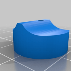 "736efb48cdecc9ce96440059ae503b37.png Download free STL file Extruder ""Cap"" to reduce filament buckling • Design to 3D print, coderxtreme"