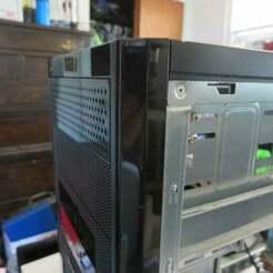 IMG_3421.JPG Télécharger fichier SCAD gratuit Couvercle de la baie de lecteur optique de 5,25 pouces • Modèle à imprimer en 3D, coderxtreme