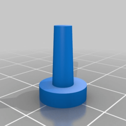 extruder-nail.png Download free SCAD file Extruder nail • 3D printable model, coderxtreme