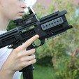 Download 3D printer files Hicapa 5.1 Carbine conversion kit, production
