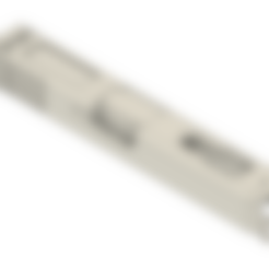 Download 3D model Glock 18C AEP Cyma airsoft slide replacement STL, production