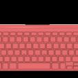 STL Apple Wireless Keyboard to Apple Cinema Display hook, production