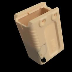 mk23-gripholder-mini1.jpg Download STL file MK23 SOCOM Gripholder Mini • 3D printer template, production