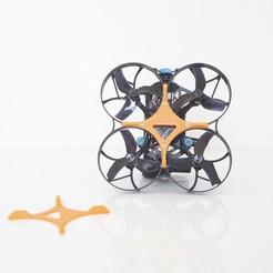 B63A7008.jpg Download STL file BETA 95X PUSHER PAD • 3D printing model, badassdrones