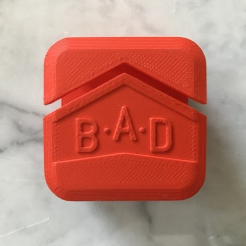 Free 3D print files TATTHOOK, badassdrones