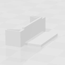 Descargar modelos 3D para imprimir banco de exterior moderna, lucasjc