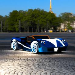 ncar_2020-Jun-17_11-22-24AM-000_CustomizedView20202139795_png.png Télécharger fichier STL Modèle de voiture de sport de luxe • Plan à imprimer en 3D, ClawRobotics