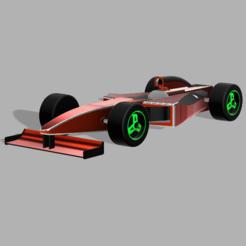 vdsxa.PNG Download STL file Formula 1 Car 3D Model F1 • 3D printable design, ClawRobotics