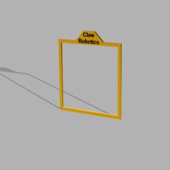 vdsxcz.PNG Télécharger fichier STL Test de la taille du mini-sumo • Plan pour impression 3D, ClawRobotics