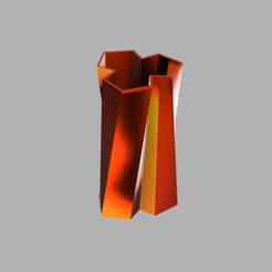 dsvcsd.PNG Télécharger fichier STL Modèle de vase - FACILE A IMPRIMER SANS SUPPORT • Objet pour imprimante 3D, ClawRobotics