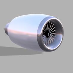 sacsas.PNG Télécharger fichier STL Modèle de moteur GE-90 • Modèle à imprimer en 3D, ClawRobotics