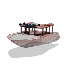 gfhgfdgdf.PNG Download STL file 3D Boat - Yacht Model • Model to 3D print, ClawRobotics