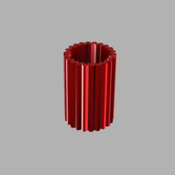 vdfvxc.PNG Télécharger fichier STL Modèle de vase - FACILE A IMPRIMER SANS SUPPORT • Objet pour imprimante 3D, ClawRobotics