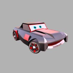 vsdcx.PNG Télécharger fichier STL Modèle de voiture de sport de luxe • Plan à imprimer en 3D, ClawRobotics
