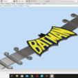 Descargar archivo STL Batman V3 Ear Saver - Correa de la máscara • Objeto para imprimir en 3D, ClawRobotics